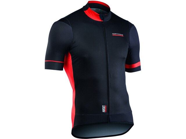 Northwave Airout Bike Jersey Shortsleeve Men red